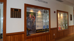 PSU Hall Exhibit